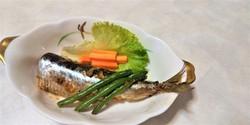 いわし 煮魚