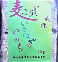 乾燥麦麹2