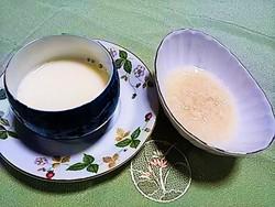 甘酒牛乳202012