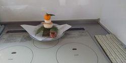鏡餅三宝さん202101