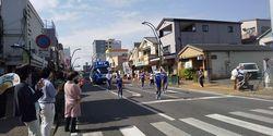 聖火パレード2